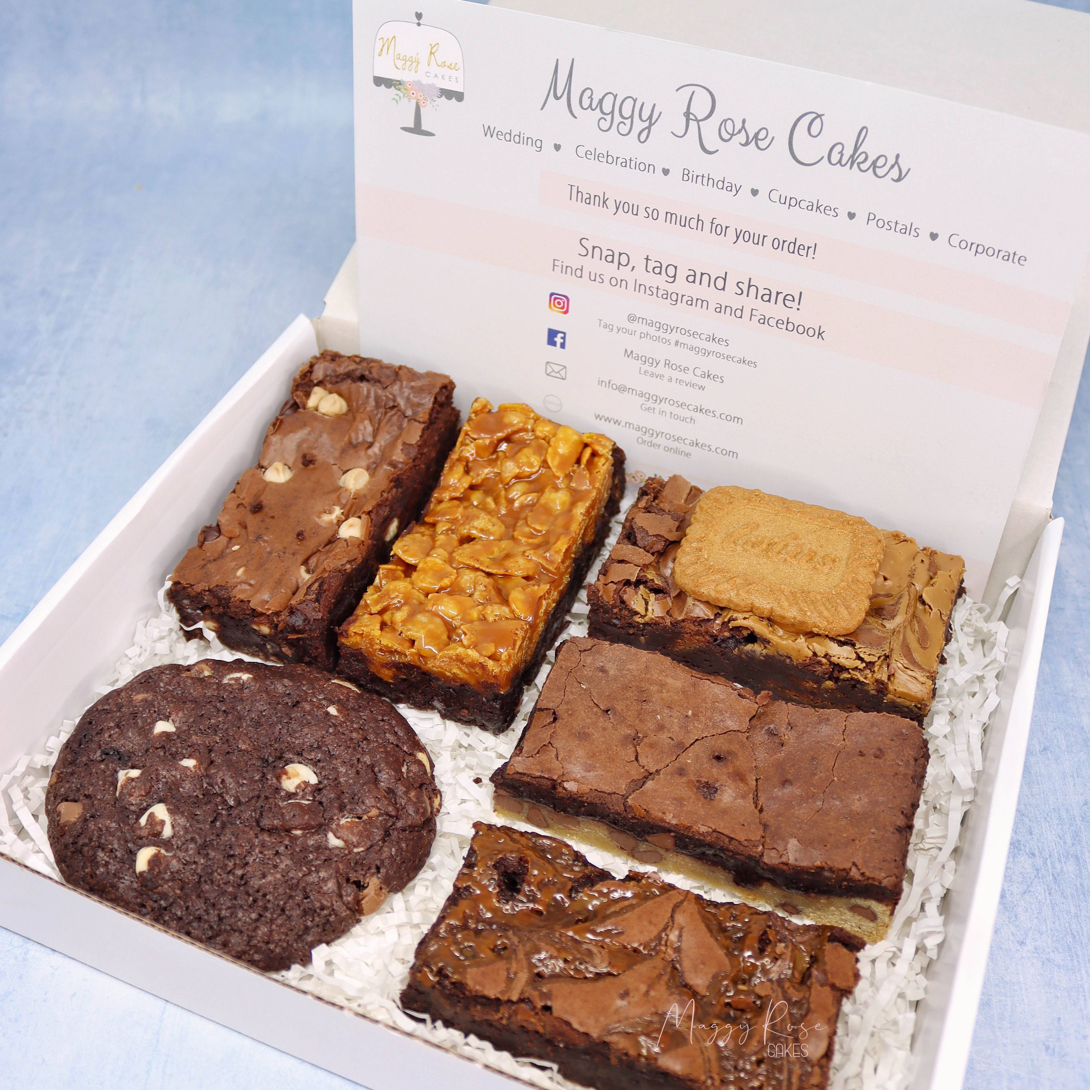 Product Box - BROWNIES